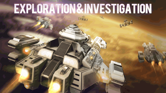 Ark of War Mod Apk (Unlimited Money) 1