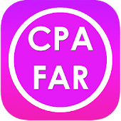 CPA FAR Exam Prep & Quiz Bank