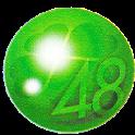 Clover-coin icon