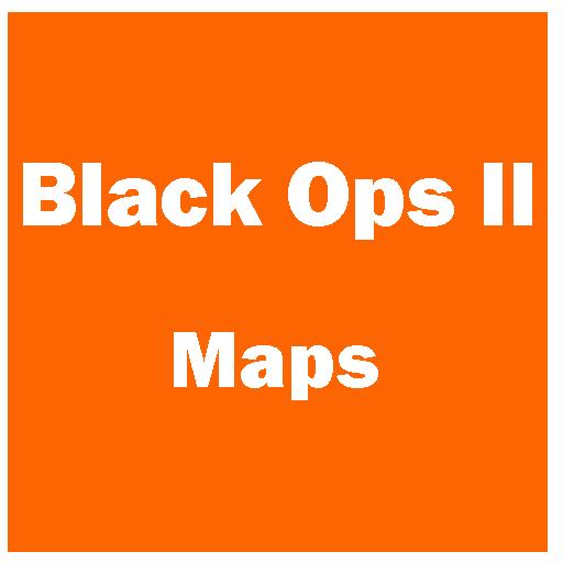 Maps for Black Ops II 娛樂 App LOGO-硬是要APP