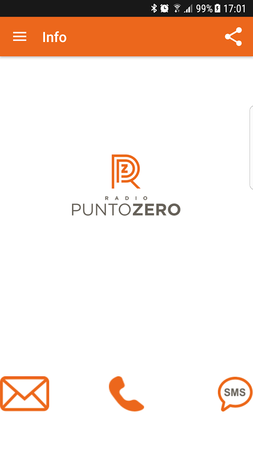 Radio Punto Zero- screenshot