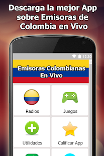 Radio Live Colombia - náhled