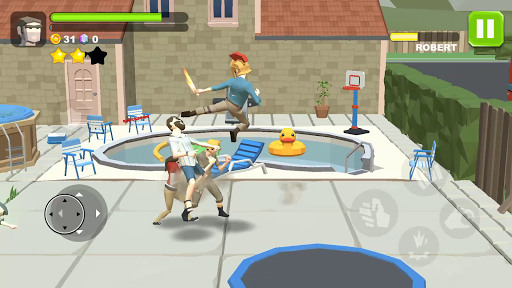 Code Triche Rage City: Streets of Gang Fighting & Fury Fighter APK MOD (Astuce) screenshots 2