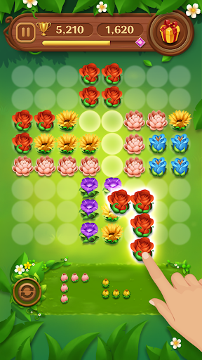 Block Puzzle Blossom modavailable screenshots 9