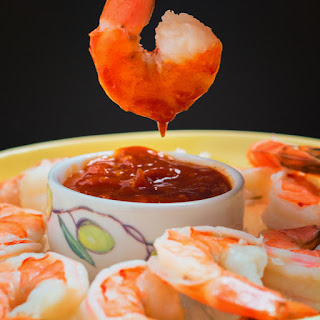 Foolproof Shrimp Cocktail.