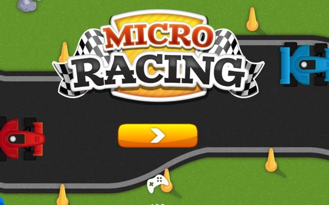 Micro Racing Game