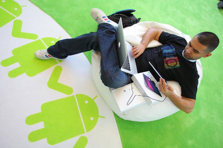 Google IO and Tablet