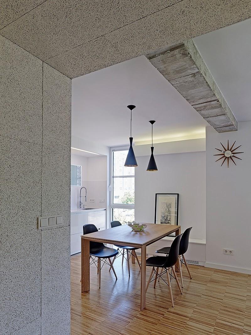 Reforma del piso heraklith en vigo castroferro arquitectos tecno haus - Arquitectos en vigo ...
