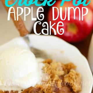 Crock Pot Apple Cake Recipes.