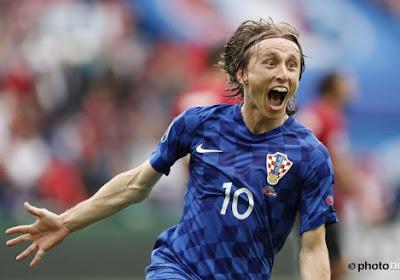 Luka Modric sait où il veut finir sa carrière !