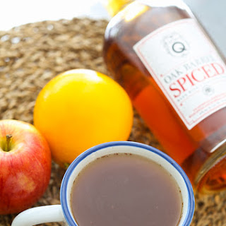Spiked Apple Cider.