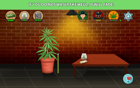 Weed Tycoon мод
