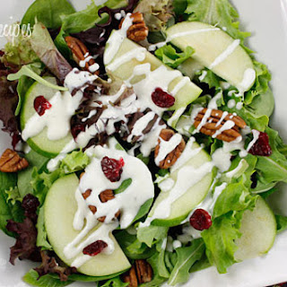 Goat Cheese Salad With Honey Dressing Recipes.