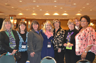 Photo: Dianne McDowell with Eastern Teachers