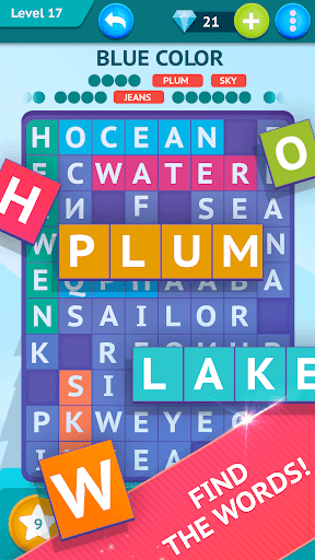 Smart Words - word search, word game 1.0.11 screenshots 1