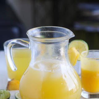 Pineapple Ginger Juice Recipe