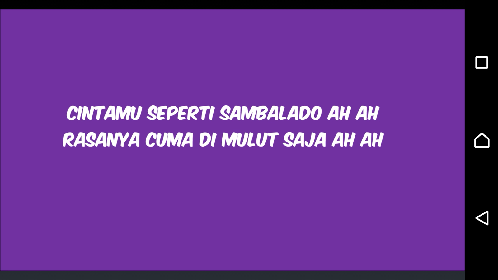 Karaoke Dangdut Terbaru - Android Apps on Google Play