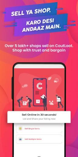 CoutLootud83cuddeeud83cuddf3 - Local Online Dukaan| Earn Money 5.11.02 Screenshots 2