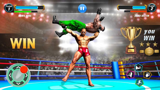 Bodybuilder Fighting Champion: Real Fight Games android2mod screenshots 2