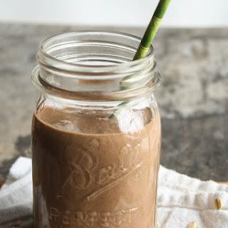Chocolate Almond Shake