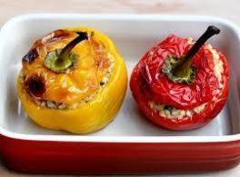 Fish Stuffed Peppers Recipe
