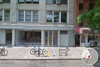 Photo: Noticed this on Street View, but we went there and the dog was not there any more.
