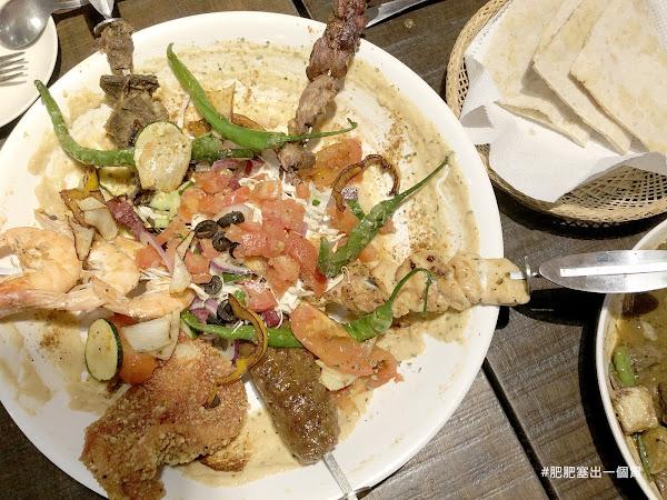 Shishlik Pita x kebab西西里克中東串燒-三五好友聚餐好地方