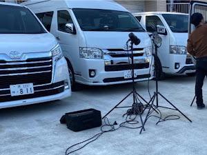ハイエース GDH201V SGL2WD 31年式のカスタム事例画像 RINAさんの2021年01月15日22:58の投稿