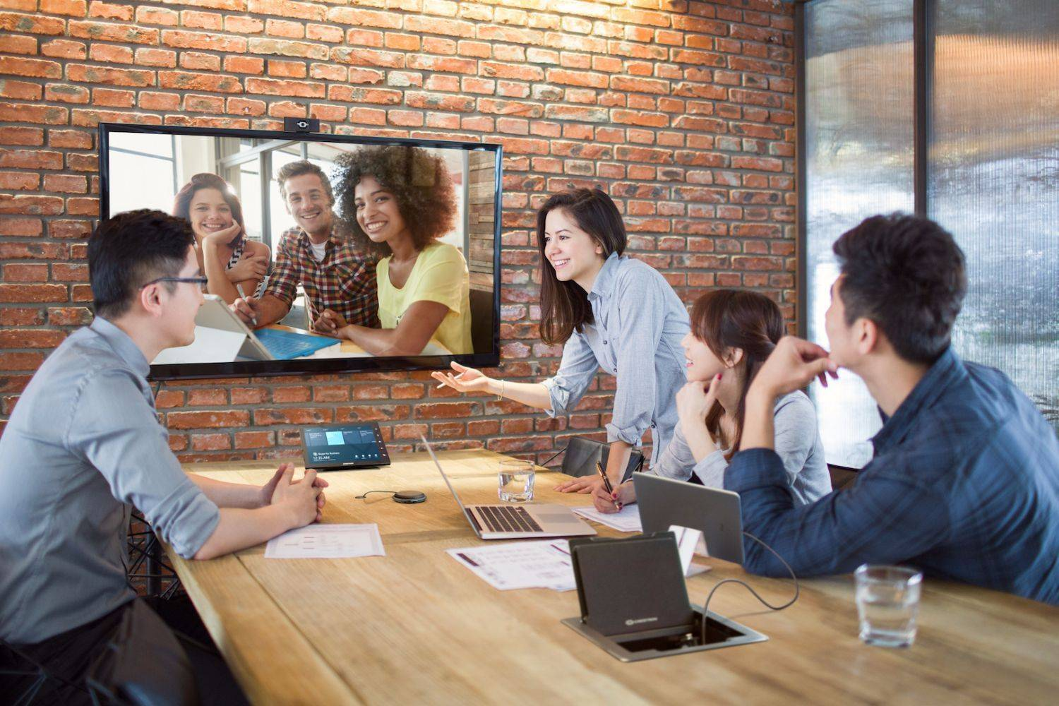 ONLINE VERGADEREN | SKYPE FOR BUSINESS | VIDEO CONFERENCING | STARLEAF