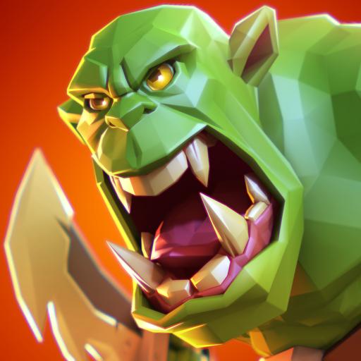 Monster Castle(怪物城堡) 策略 App LOGO-硬是要APP
