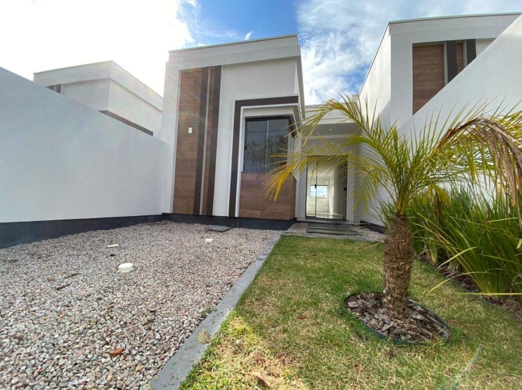 Casa com 2 dormitórios à venda, 52 m² por R$ 189.900,00 - Joaia - Tijucas/SC