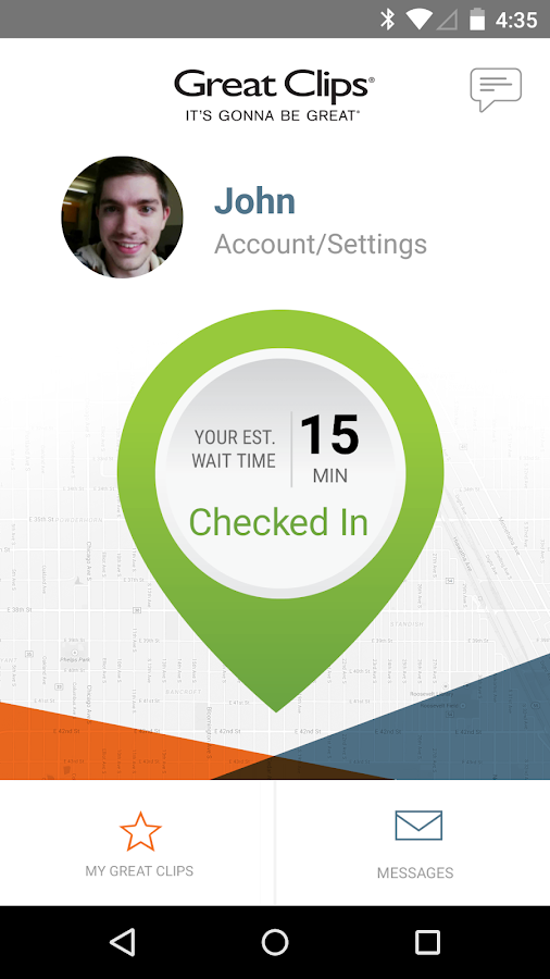 Great Clips Online Checkin  Apps on Google Play