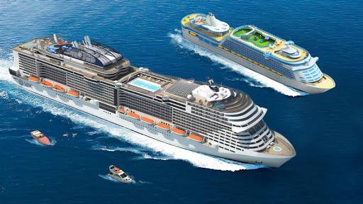 Ship Simulator Cruise Ship Games screenshot 7