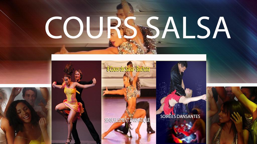 cours salsa danse