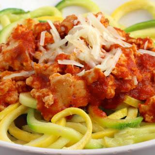 No-Pasta Veggie Spaghetti