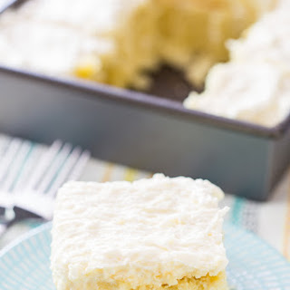 Coconut Cake Sour Cream Icing Recipes.