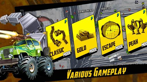 Code Triche Trailer Battle 2 APK MOD screenshots 4