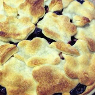 Rhuberry Pie