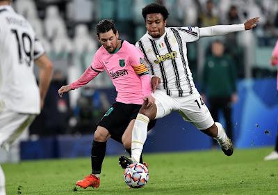 Taquinée par le Barça, la Juventus lui répond