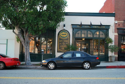 This is a photo of the gift shop next door to the Whale and Ale pub in Port San Pedro, CA.