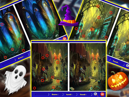 Spooky Difference:Find The Difference Game - náhled