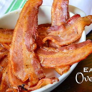 Oven Bacon.