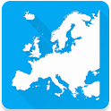 Trivia Quiz Europe Countries icon