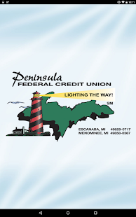 Peninsula Federal Credit Union- screenshot thumbnail