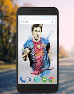 Best Messi Wallpaper HD Screenshot
