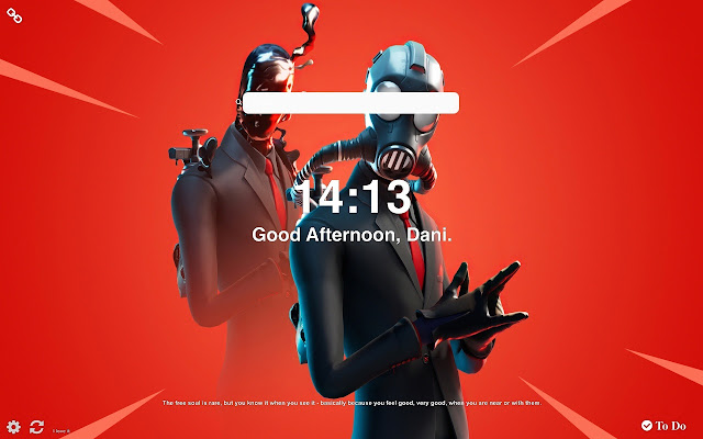 Chaos Agent Fortnite Wallpapers New Tab