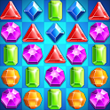 Crystal Crush Mania Match 3 icon