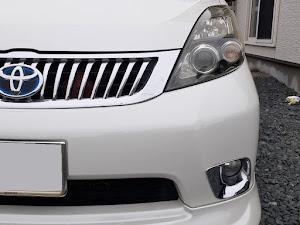 アイシス ZGM15W プラタナリミテッド4WDのカスタム事例画像 レナカズさんの2020年07月12日18:36の投稿