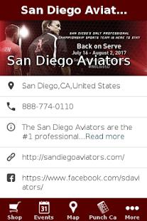 San Diego Aviators - náhled