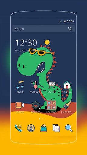 玩免費漫畫APP|下載녹색 공룡 아기 app不用錢|硬是要APP